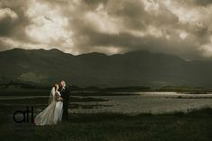 Croagh Patrick, Co Mayo Wedding Photography & Videography by ATL Photography www.atl-photography.com