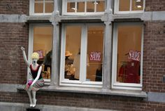 Sale's on in Maastricht