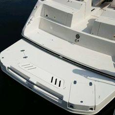 Swim Platform - Custom Fabrication Inflatable Island, Boat Stuff, Boating, Platform, Swimming, Flooring Ideas, Fabric, Boats, Swim