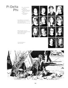 The Totem, Yearbook of McMurry College, 1973, Page: 166 | The Portal to Texas History