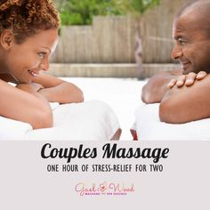 It is couples massage season! Check out how you can make more money- while having FUN!