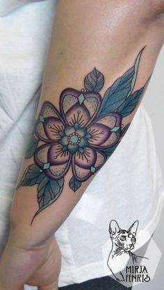 Cover up tat idea