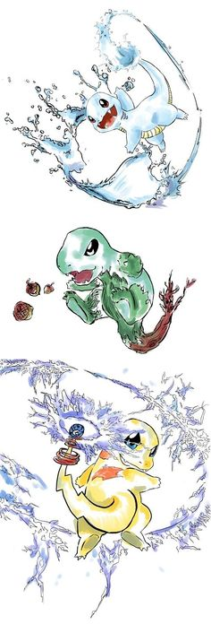 What if Charmander Was a Different Type?