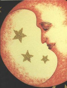 Moon.......stars........