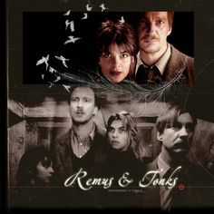 """Top 10 Favourite Harry Potter Ships