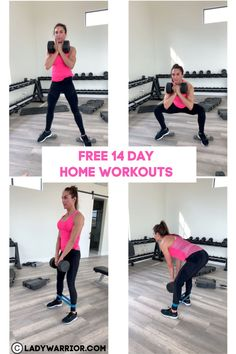 Join the 14 Day Fitness Challenge to guide you through each day of workouts that will get you excited about working out and finally seeing results! Gym Workout Guide, Workout Meal Plan, Butt Workout, 14 Day Challenge, Workout Challenge, Do Exercise, Regular Exercise, Healthy Mind And Body, Healthy Life