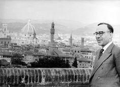 Giorgio La Pira in Florence