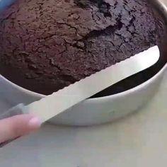 Cake Decorating Frosting, Cake Decorating Videos, Cake Decorating Techniques, Fun Baking Recipes, Sweets Recipes, Cake Recipes, Snack Recipes, No Bake Treats, No Bake Cake