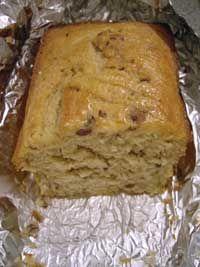 Lemon Loaf with Almonds via @Diabetic Foodie