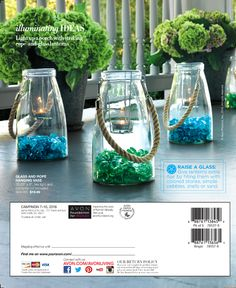 eBrochure at AVON. Hanging Vases, Vases Decor, How To Feel Beautiful, Tis The Season, Spring 2016, Avon, Glass Vase, Just For You, Home And Garden