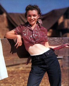 Marilyn Monroe Jeans
