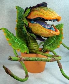 Audrey  2 from little shop of horrors