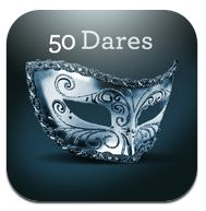 The App Mr Grey would use. 50Dares.com