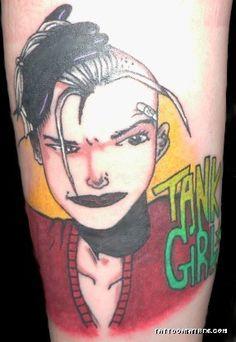 cool Tank Girl