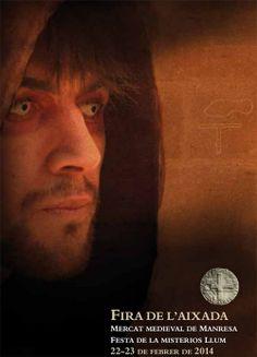 La Fira de l'Aixada, Mercat Medieval de Manresa (22-23 de febrer 2014)
