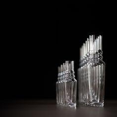 Inspire By - Vandkarafel - Cecilie Sindum - PORFYR 1000ml Carafe