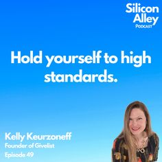 Kelly Keurzoneff founder of Givelist discussed how she defines success and one key is holding herself to high standards. At the end of the day she has to be happy with who she is and the decisions she makes. #standards #highstandards #givelist #femalefounder #femalefounders #hustle #entrepreneur #womeninbusiness #femaleentrepreneur #girlboss #womenintech #startup #fempreneur #femaleceo #entrepreneurship #womenintech #charity #giveback #giving Financial Literacy, Financial Goals, Personal Finance App, North Carolina Colleges, Social Capital, Define Success, Insightful Quotes, Marketing Consultant, High Standards