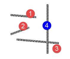 Autodesk Revit: Trimming and Extending Elements - http://bimscape.com/autodesk-revit-trimming-extending-elements/