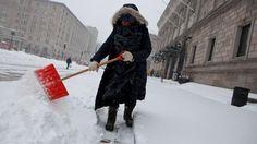 Blizzard in Northeast