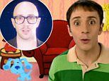 Steve Burns, now 43, was the host of the cartoon Blue's Clues for seven years before leaving in 2002. Today he lives in Brooklyn, has a dog and has released a children's music album.