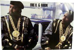 Eric B. & Rakim Jewelry