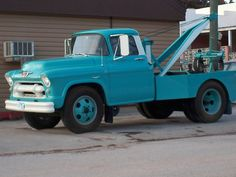 I found this VINTAGE Chevrolet 50's pickup out near Mount Rushmore, South Dakota