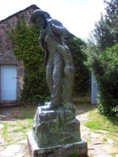 Jean Henri FABRE à Saint Léons . Midi-Pyrénées