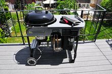 tips on grill cleaning  easy clean up @Gooseberry Patch