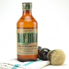 Grand Bay Bay Rum Aftershave - A Product of Dominica, West Indies
