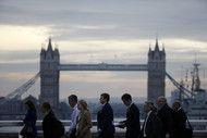 Job Cuts Loom at European Banks as Economy Pinches Fees.(December 5th 2013)