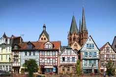 Gelnhausen Germany. The 1st place we lived in Germany and it's where Ethan was born!!!