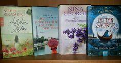 Tinas kleine Bücherwelt: Neuzugänge KW 27