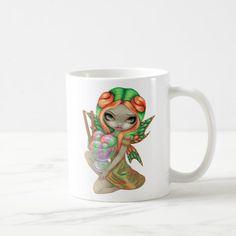 """""""Rainbow Sherbet Fairy"""" Mug https://www.zazzle.com/z/3sh1p"""