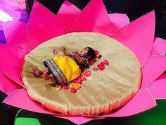 Cradle decoration