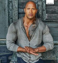 "Dwayne ""The Rock"" Johnson – ily (Favorite Pins Hands)"