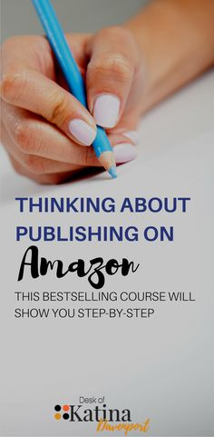 If you are a blogger and want to create your own product, the most simple method is to write an eBook. This is a review of a course I took to help me get started with my Amazon Kindle publishing business. This course can be used as a tool to stay up to date with Amazon publishing.