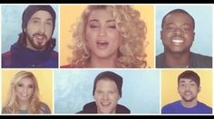 [Official Video] Winter Wonderland/Don't Worry Be Happy - Pentatonix (ft...