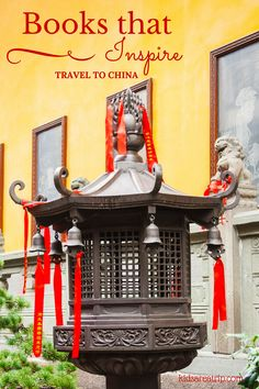If you are planning (or dreaming) of a trip to China, these books inspire travel to China for children and adults and will guide you along the way.
