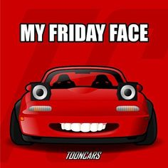 Happy Friday!   Coming soon October 2016 ▶ Your #TopMiata Builder! ToonCars App out on iOS & Android! By @mmmmiata @tooncarsofficial #mmmmiata #tooncars  TopMiata.com