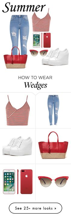 """Untitled #864"" by the-luxurious-glam on Polyvore featuring Topshop and Gucci"
