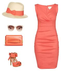 """""""Ready for you"""" by laisy-daisy ❤ liked on Polyvore featuring moda, JY Shoes, Chloé, Eloquii, Nicole Miller e Monsoon"""