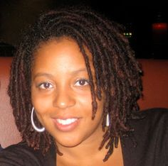 Gorgeous Shoulder Length Dreads You Must See – New Natural Hairstyles Short Locs Hairstyles, New Natural Hairstyles, Twist Hairstyles, African Hairstyles, Curly Hair Styles, Natural Hair Styles, Locs Styles, Natural Beauty, Pelo Afro
