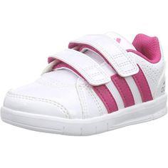 Adidas LK Trainer 7 Infant White Synthetic 26.5 EU - http://on-line-kaufen.de/adidas/26-5-eu-adidas-performance-unisex-baby-lk-trainer-7