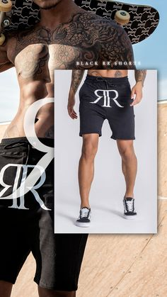 Discovver all new shorts available for him! This summer will definitely be stylish! Click here and find you favorite!
