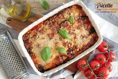 Ricetta melanzane alla parmigiana | Ricette della Nonna
