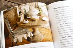 Miss Mustard Seed's Inspired You, a book review and giveaway via Funky Junk Interiors