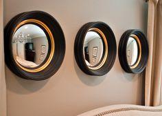 Porthole Mirrors / Convex Mirrors    http://cuphalffull-sf.blogspot.com/#