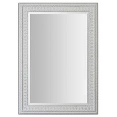 Check out the Uttermost 14600 Salima Decortive Mirror in White Wash priced at $160.60 at Homeclick.com.