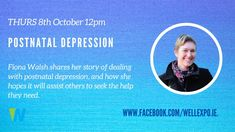 Surviving Postnatal Depression. Ahead of World Mental Health Day on Sun 10th October, my guest shared her story of postnatal depression, with the message don't be afraid to seek help, and for those close to them, don't be afraid to offer it.
