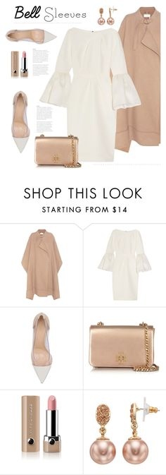 """""""Street Style Trend: Bell Sleeves"""" by bliznec ❤ liked on Polyvore featuring Chloé, Roksanda, Gianvito Rossi, Tory Burch, Marc Jacobs, Simply Vera, polyvoreeditorial, polyvorecontest, bellsleeves and rolandmoured"""